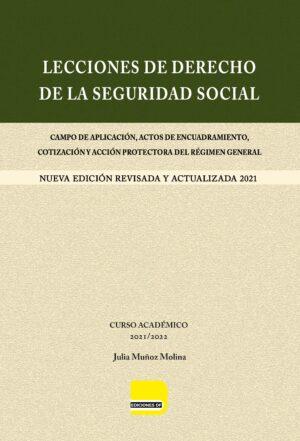 Lecciones de Derecho de la Seguridad Social